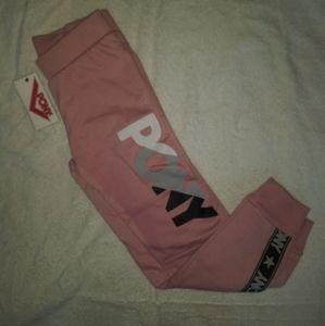 🆕Pony   Jogger sweatpants size Girls Small 7/8